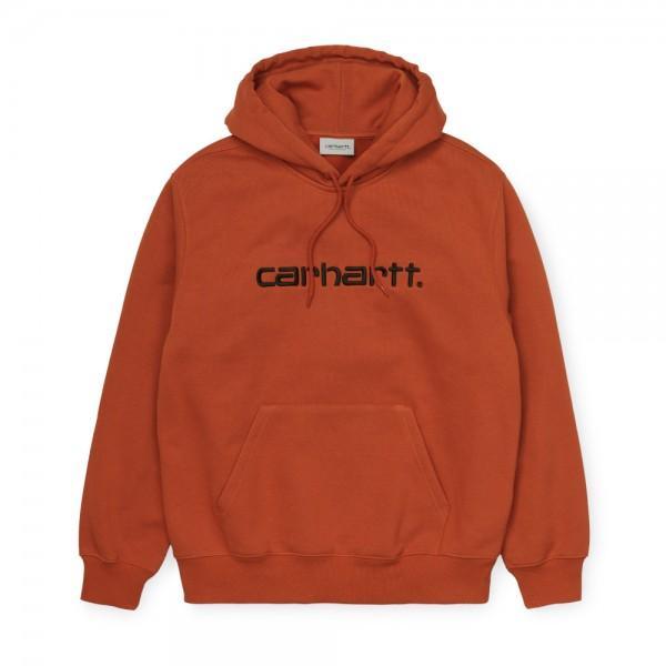 Carhartt Hooded Sweatshirt Cinnamon...