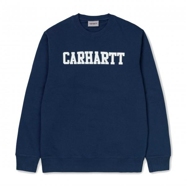 Carhartt College Sweatshirt Dark Navy...