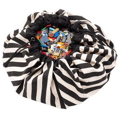 Play & Go Stripes Black