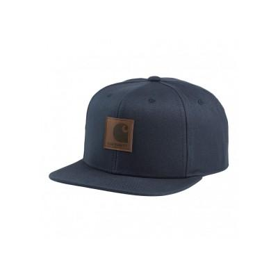 Carhartt Logo Cap Blue