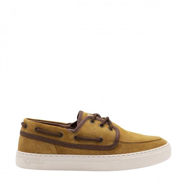 Natural World Sapatos Toba 6767 Golden