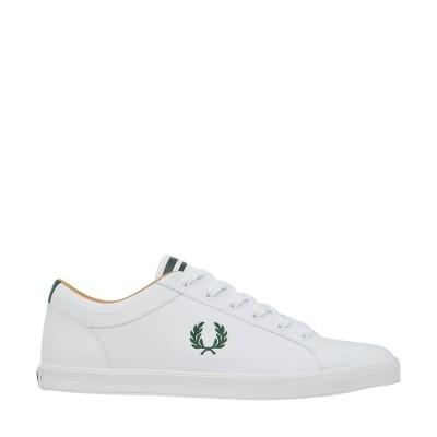 Fred Perry Sneakers...
