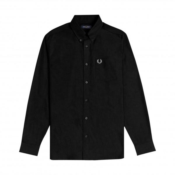 Fred Perry Camisa M8501-102 Black