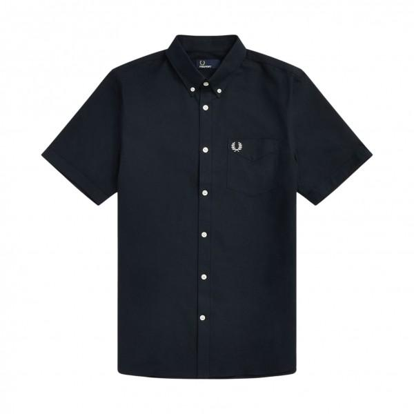 Fred Perry Camisa M8502-608 Navy