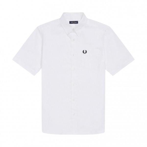 Fred Perry Camisa M8502-100 White