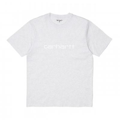 Carhartt T-Shirt Script Ash...