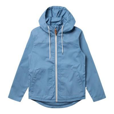 RVLT Casaco 7351 X Hooded Blue