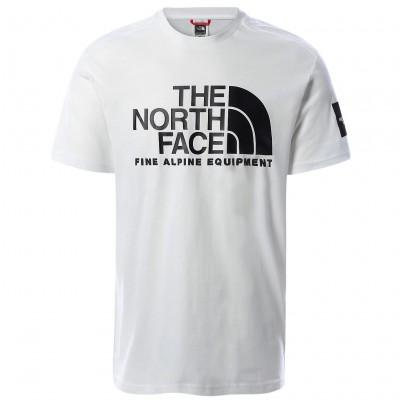 The North Face T-Shirt Fine...