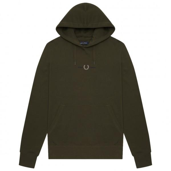 Fred Perry Sweatshirt Embroidered...