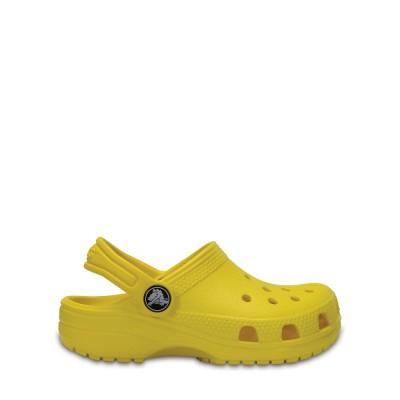 Crocs Kids Classic Lemon