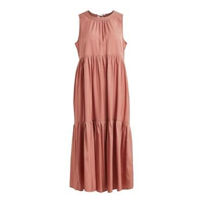 Vila Kimmie Dress Old Rose