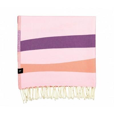 Futah Beach Towel Vouga Pink