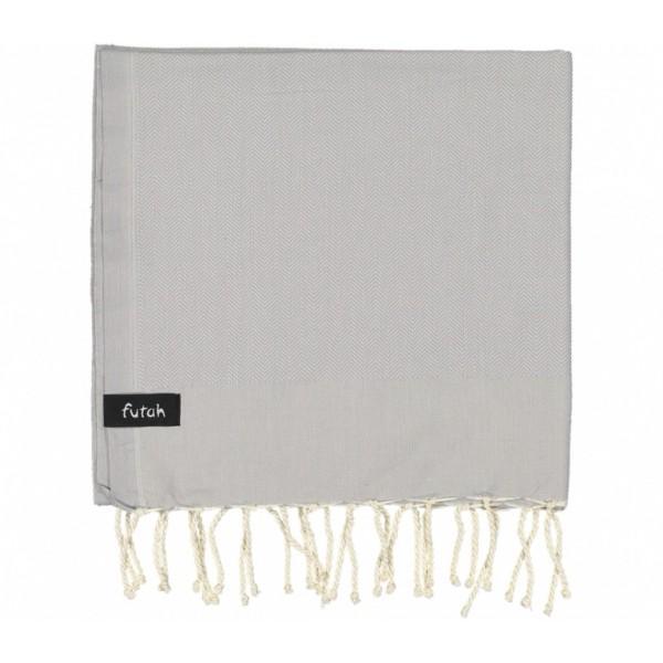 Futah Beach Towel Ericeira K Grey
