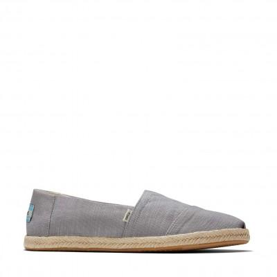 Toms Rope Drizzle Grey...