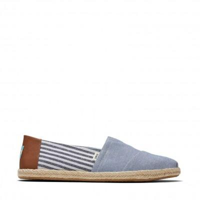 Toms Rope Navy Chambray...