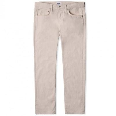 Edwin ED-55 Regular Tapered Jeans Natural Rinsed
