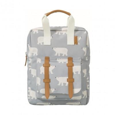 Fresk Polar Bear Backpack Grey