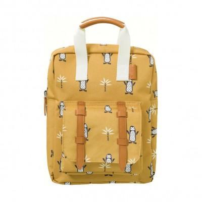 Fresk Penguin Backpack Mustard