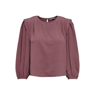 Only Top Ricky 3/4 Rose Brown