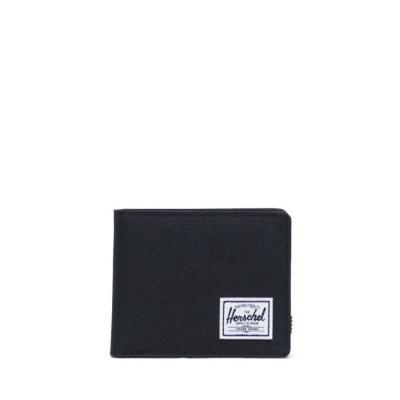 Herschel Wallet Roy Coin Black