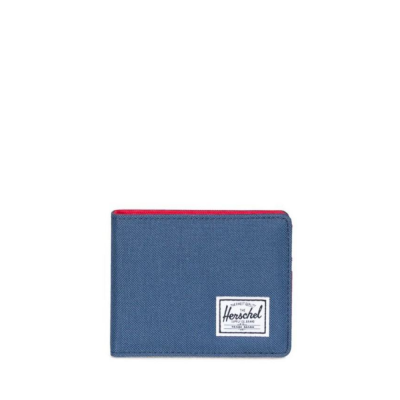 Herschel Roy Wallet Navy Red