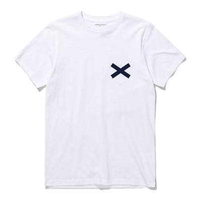Edmmond Cross T-Shirt Plain...