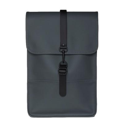 Rains Backpack Mini 1280 Slate