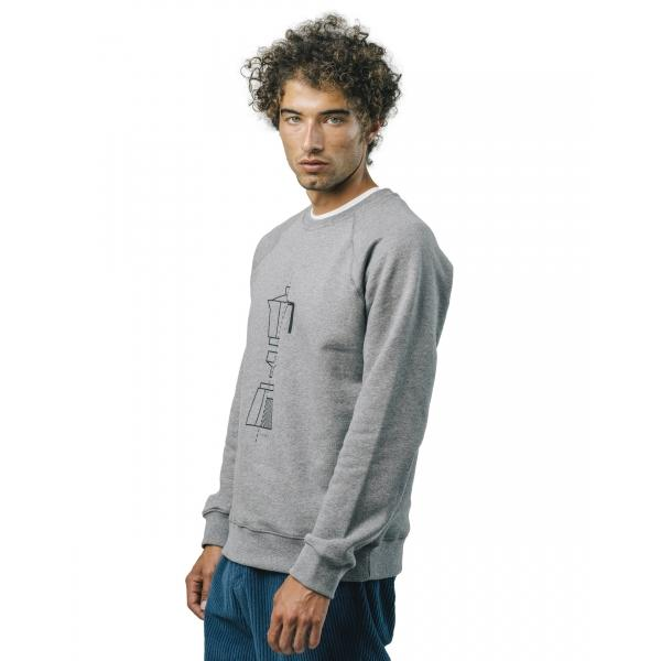 Brava Fabrics Sweatshirt How to Moka...