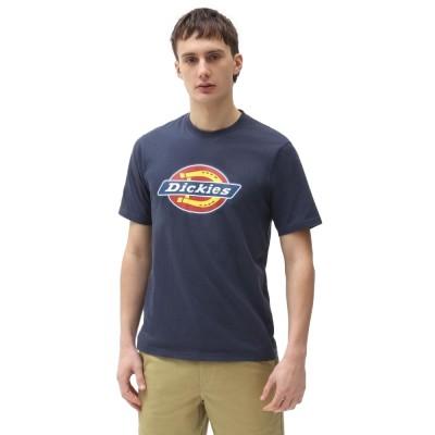 Dickies T-Shirt Icon Logo Navy