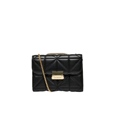 Only Patty Quilt Bag Black