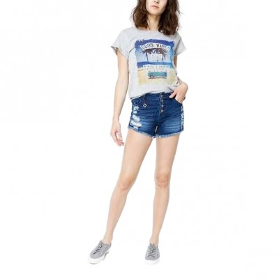 Only Pacy Highwaisted Shorts