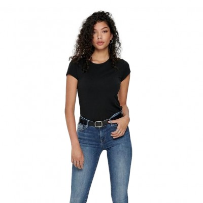 Only T-shirt Pure Life Black
