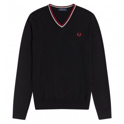Fred Perry Classic V-Neck...