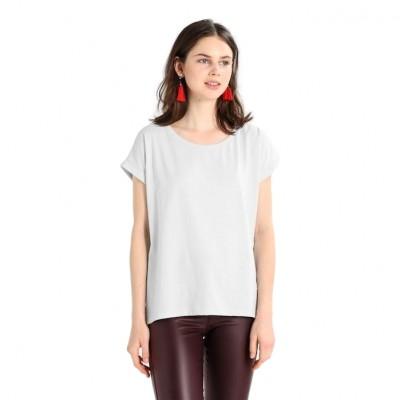 Vila Dreamers T-Shirt Plain...