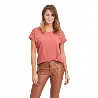 Vila Dreamers T-Shirt Dusty...