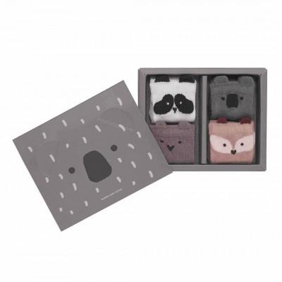 Attipas Meias Bebé Gift Box...