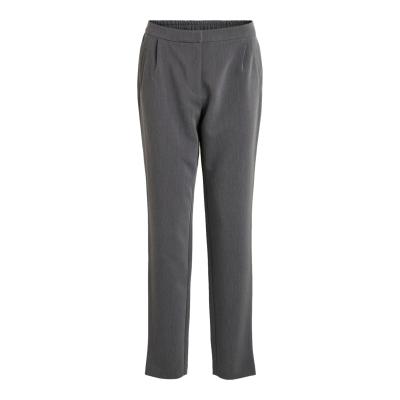 Vila Piper Pants Dark Grey...