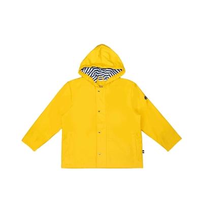 Hublot Nuage Raincoat Yellow