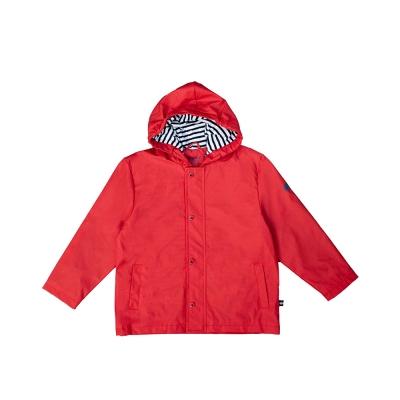 Hublot Nuage Raincoat Rouge
