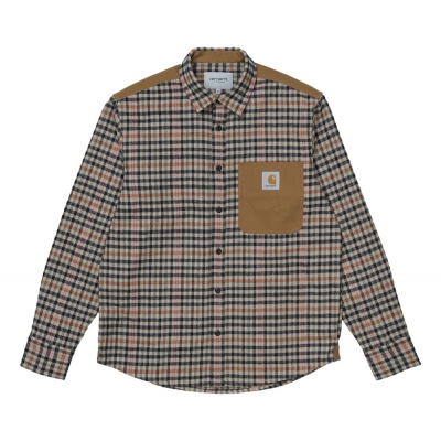 Carhartt Camisa Asher Leather