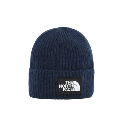 The North Face Logo Box Beanie