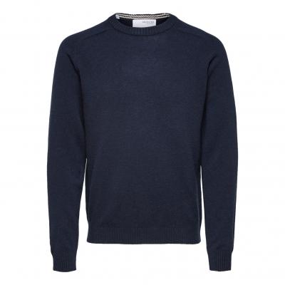 Selected New Coban Wool Jumper