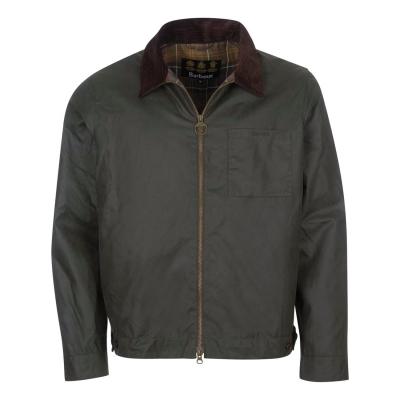 Barbour Imp Waxed Jacket Sage