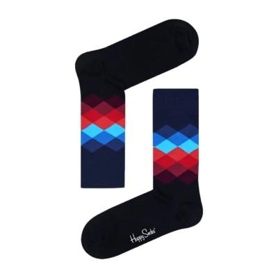 Happy Socks Faded Diamond...