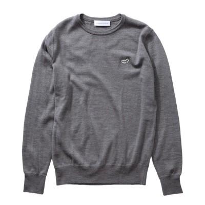 Edmmond Duck Patch Sweater
