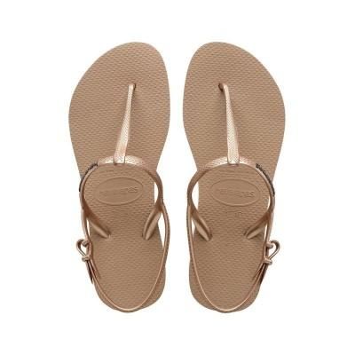 Havaianas Freedom Rose Gold
